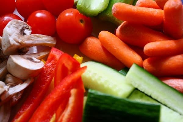 Healthy Eating | Veggies