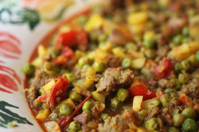 This is my most requested recipe ever! This Pakistani Kima (ground beef curry) is gluten-free, dairy-free, with low carb, paleo, AIP, and vegan options - plus it's full of nourishing real food ingredients.