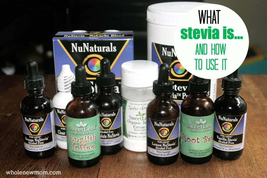 What is Stevia? Find out about Stevia and How to use this low carb sweetener.