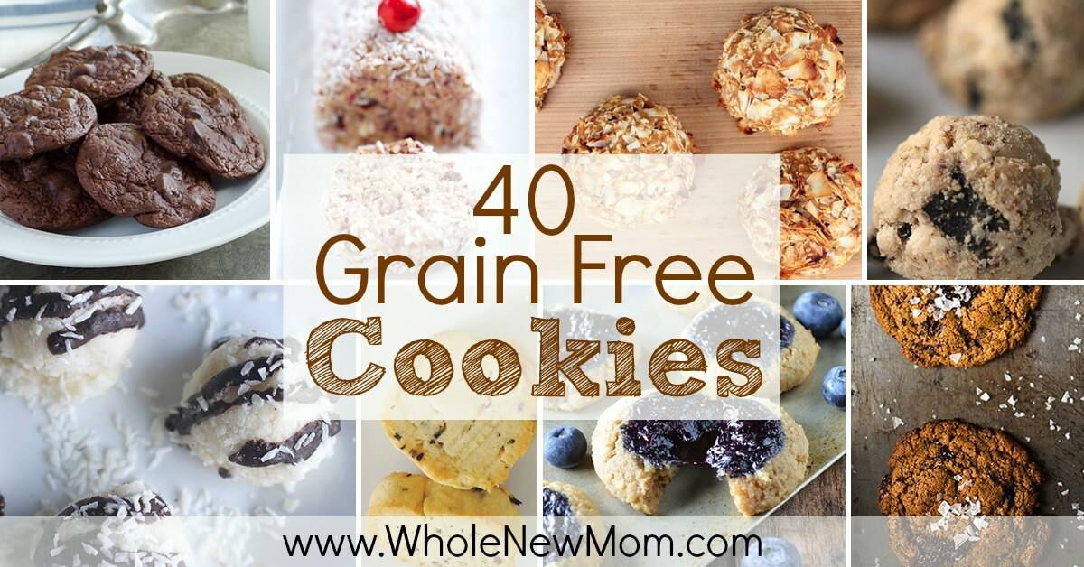 40 Amazing Paleo Cookies Recipes. Who says special diets need to be boring? These cookies prove your diet can be healthy and delicious too.