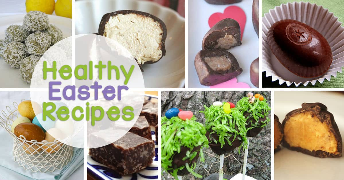 Healthy easter ideas galore chocolate included whole new mom instead of giving in to sugar and color filled treats enjoy these healthy easter recipes negle Choice Image