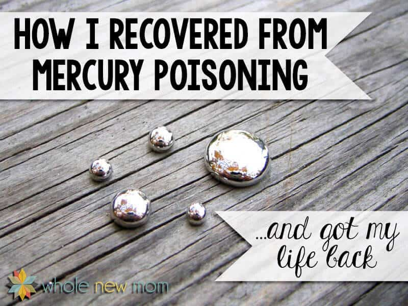 Recovery from Mercury Poisoning