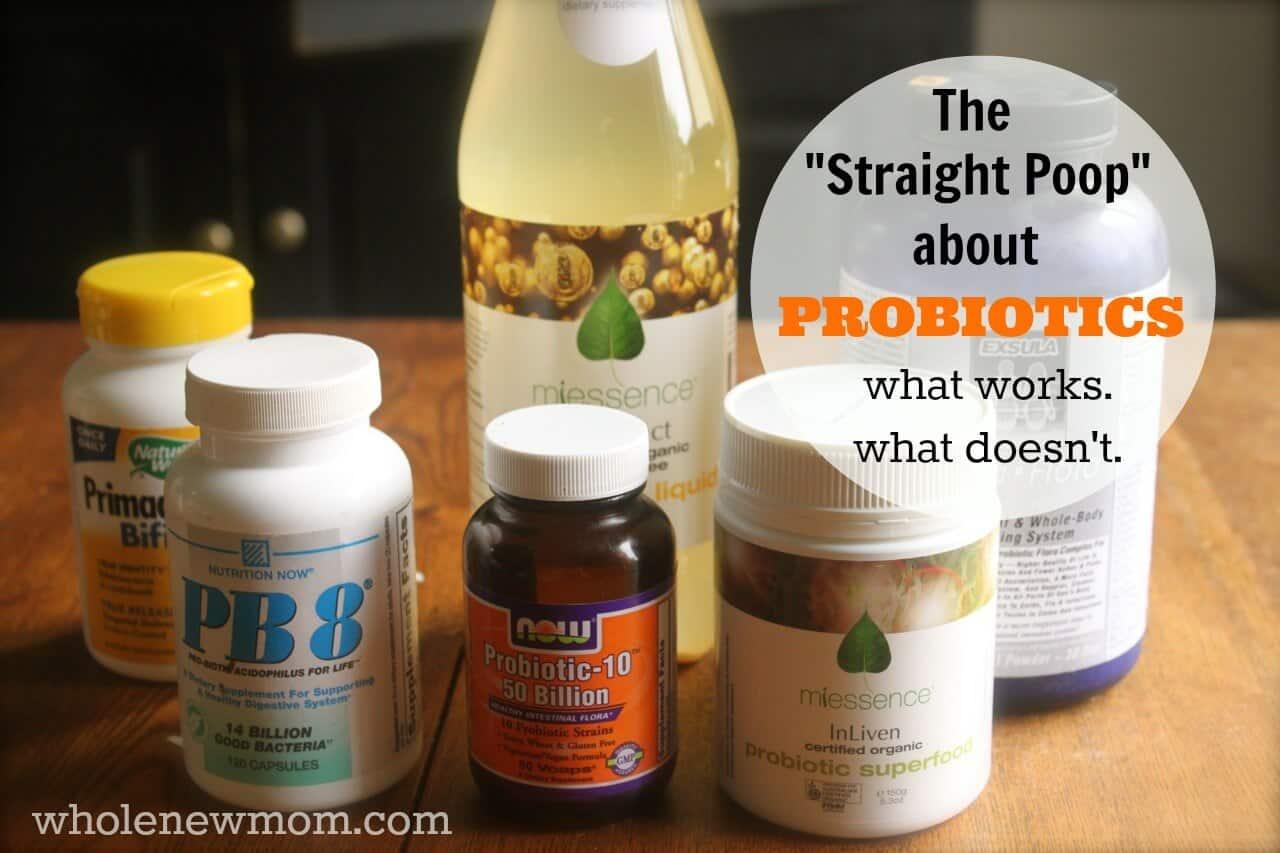Whole Foods Renew Life Probiotics