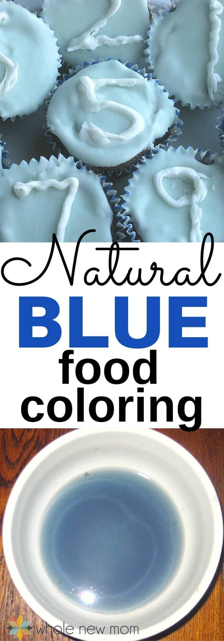 Natural Food Coloring Natural Blue Food Coloring