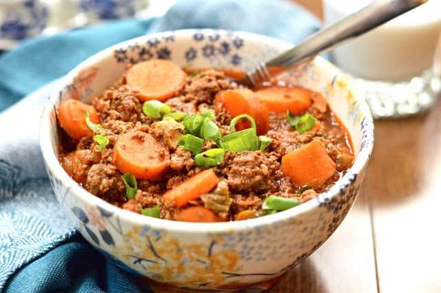 Healthy Beef Chili