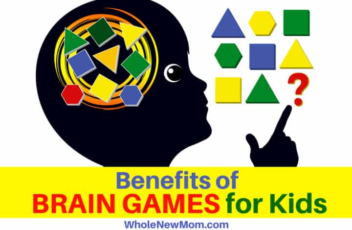 The Benefits Of Brain Games For Kids